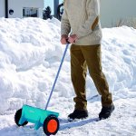 GARDENA-DOST Karda, Kışta Size Yardımcı Ürünlerle Hizmetinizde