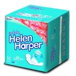 Avrupalı Hijyenik Ped Markası Helen Harper Türkiye'de