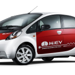Mitsubishi'nin Elektrikli Otomobili i-Miev'e Avrupa'dan Ödül