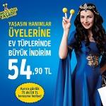 İpragaz ve Turkcell'den Yaşasın Hanımlar Üyelerine Çifte Avantaj