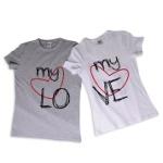 Aşk T-Shirt Olursa