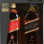 Johnnie Walker Black Label ve Red Label Yılbaşında Çok Özel Kutularında