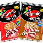 Karamelli ve Acılı Popcorn
