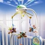 Ninni ve Doğa Sesleri Eşliğinde Bebekler Uykuya Mutlu Dalacak