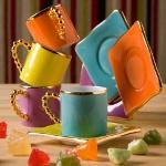 Bir Fincan Kahvenin `Kütahya Porselen` ile Kırk Yıl Hatırı Olacak