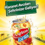 Lipton Ice Tea Hararet Avcıları Yolda