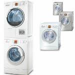 Bosch`tan Büyük Mart Kampanyası: Çamaşır Makinesi Alana Kurutma Makinesi %50 İndirimli