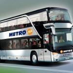 Metro Turizm Yeni Filosuyla Uçak Konforunda Business Class Hizmet Veriyor