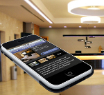 Midtown Hotel Artık Blackberry ve Iphone`da