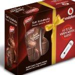 Nestle Sıcak Çikolata Vodem Veriyor, Gençler Mobil Geziyor