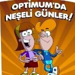 İstanbul Optimum'da Neşeli Günler!
