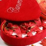 Sevgililer Günü'nde Nejat Güllü´nün Çikolataları ile Aşkınız Tatlanacak