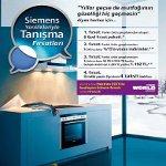 Siemens'ten Mutfaklarda Yıllarca Sürecek Güzellikle Tanışma Fırsatı Sürüyor