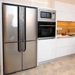 Silverline`dan Dört Kapılı Buzdolabı