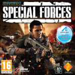SOCOM®: Special Forces PS3'te, Komuta Sizde