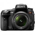 Sony Alpha Ailesinin Full HD Video Çeken, Yüksek Performanslı Yeni DSLR´ı: α580