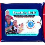 Bavulunuzda Fresh`n Soft Seyahat Mendili Var mı?