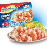 SuperFresh Jumbo Karides ile Gurmelere Layık Lezzetli Sofralar