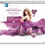 EF´in Sevgililer Günü Yarışması´nın Ödülü: Paris´e Bir Seyahat Kazanmak ve Taylor Swift'le Tanışmak!