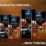 Tchibo´dan Kusursuz Espresso Lezzeti