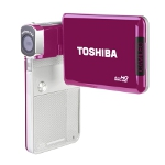 Toshiba`dan Mini Full HD Camileo Video Kamera