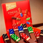 Ülker Golden Finger İle Bir Pakette Dört Farklı Çikolata