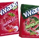 Vivident Infruit: Meyveleri Çiğneten Sakız