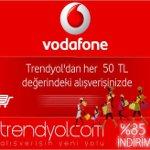 Vodafone; Trendyol.com İşbirliği İle Bir İlke İmza Atıyor