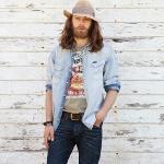 Wrangler Vegas ile Yüzde Yüz Erkeksi Görünüm