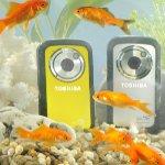Yeni Tatil Arkadaşınız, Suya ve Hava Şartlarına Dayanıklı Full HD Toshiba Camİleo BW10 Kamera