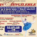 Bolshoi Balesi Baş Solistleri