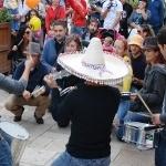 Bayramda VIA/PORT'ta Samba Keyfi