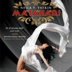 NewYork Broadway Dans Gösterisi- Mata Hari Show