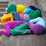 iDANS: Bodies in Urban Spaces
