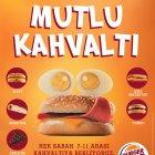 Burger King®' de Lezzetli Bir Kahvaltı İle Güne Başlayın, Mutlu Olun