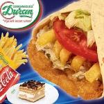Duran Sandwiches İçerenköy Carrefoursa