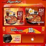 Pizza Hut ve KFC'nin Web Siteleri Yenilendi