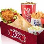 Kutu Dolusu Lezzet: KFC'den Yeni Eatbox Menü!