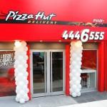 Pizza Hut Delivery Üçüncü Şubesini Nişantaşı'nda Açtı