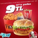 Pizza Hut ve KFC'den Parolu Kart Sahiplerine Büyük İndirim