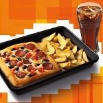 Pizza2 Menü ile Lezzeti İkiye Katlayın!
