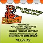 Dünyaca ünlü Mundial sirki Via/Port`ta!