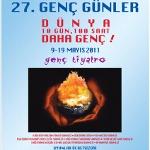 İBB Şehir Tiyatroları 27. Genç Günleri