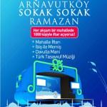 Arnavutköy / Bu Ramazan Sokakta Buluşuyoruz