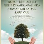 Çekül, 7 Ağaç Ormanları Projesiyle Doğaseverleri Bir Araya Getiriyor