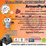 23 Nisan Lezzet & Çocuk Festivali
