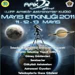 İstanbul Üniversitesi Fen Fakültesi Amatör Astronomlar Kulübü Festivali