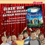 23 Nisan Ulusal Egemenlik ve Çocuk Bayramı Onuruna Ücretsiz Sinema Gösterimi