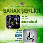 YTÜ Fest: Mor ve Ötesi - Sakin