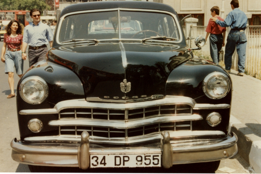 1986 Kadıköy Dodge Dolmuş - Levent Haydaroğlu